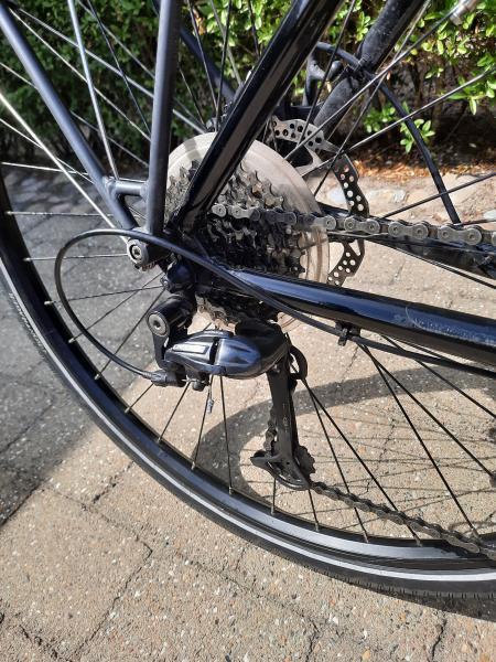 Trek damecykel – næsten som ny